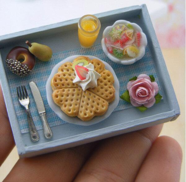 Кулинарный шедевр на кончике пальца