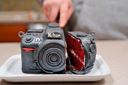 «М-м-м... Пальчики оближешь»! Самые необычные торты