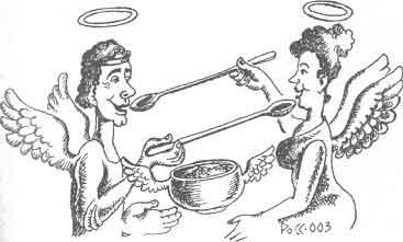 пророки и длинные ложки