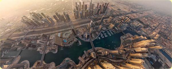 Дубай Сити, ОАЭ, виртуальный тур