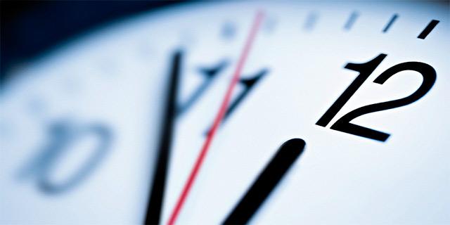 часы, 12 часов