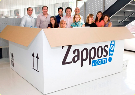 Интернет-магазин Zappos