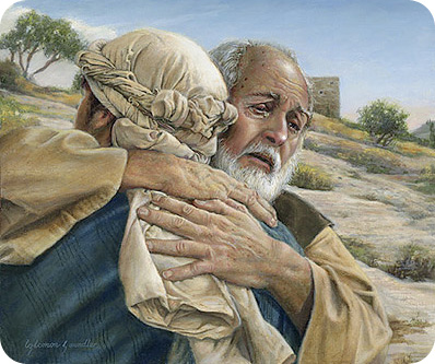 раскаяние, покаяние перед отцом