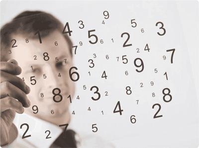 числа и цифры