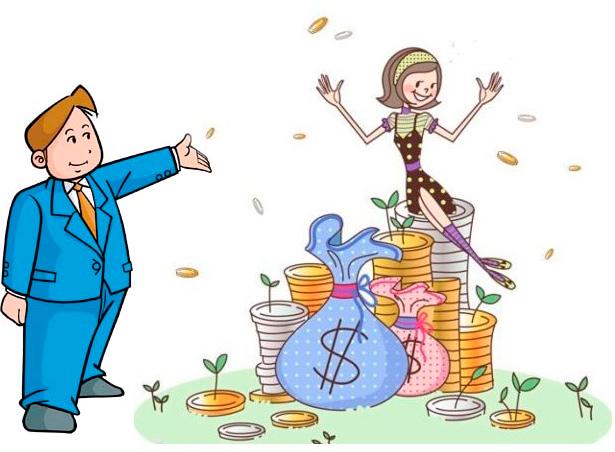 зарплата мужа