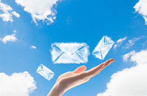 письмо в небо