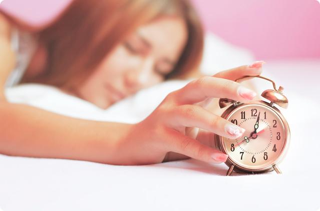 пробуждение после сна