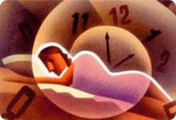 время сна
