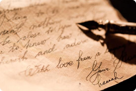 письмо от Анны