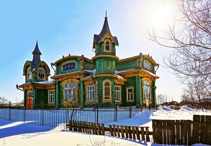 Усадьба Шорина - Гороховецкий район