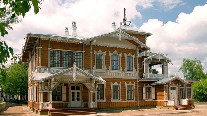 Усадьба Сукачева – Иркутск