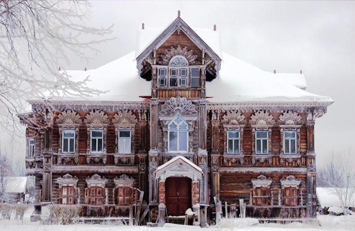 Терем в Погорелово, Костромская область
