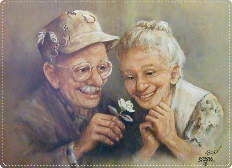 пара старички
