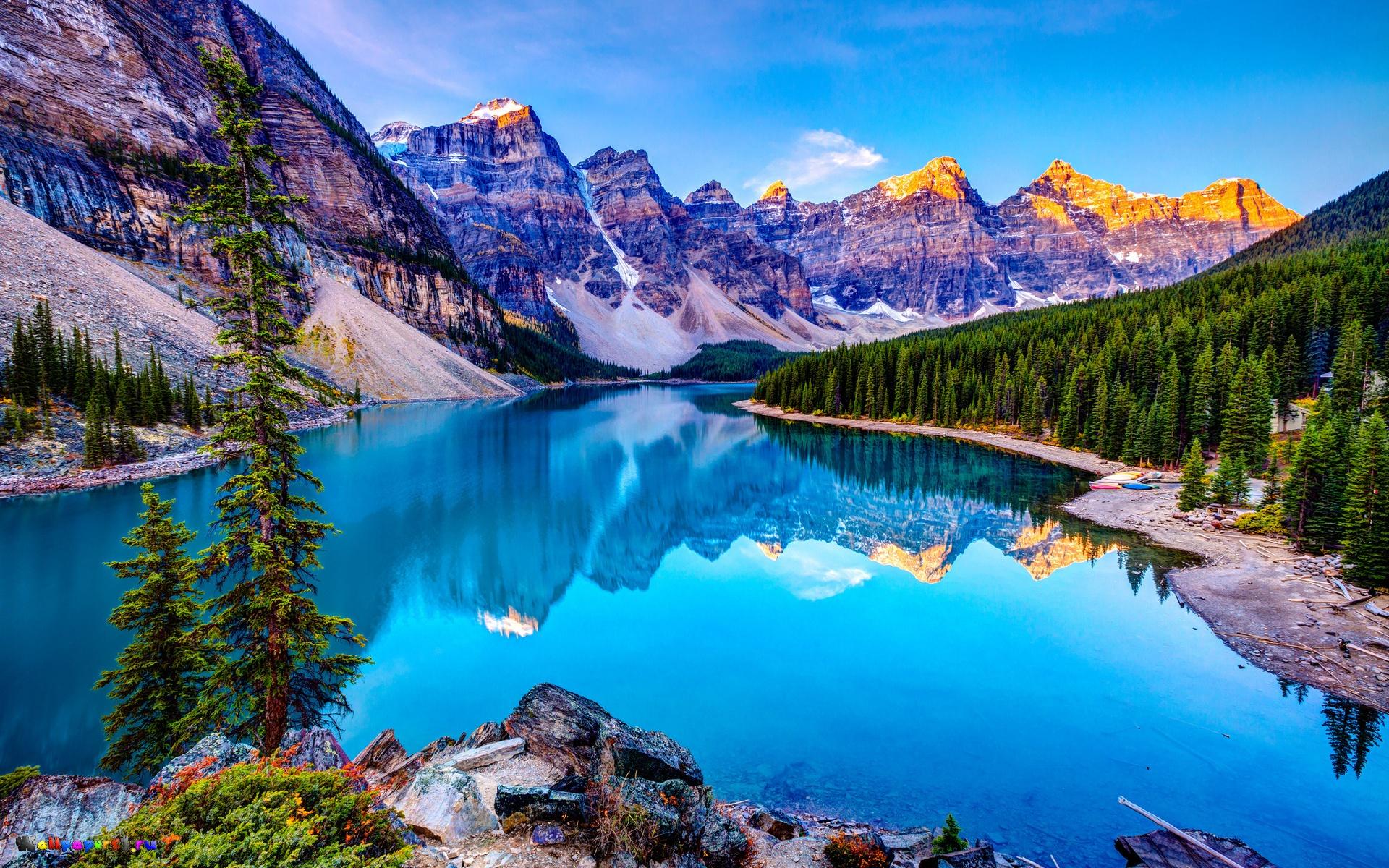 природа гора