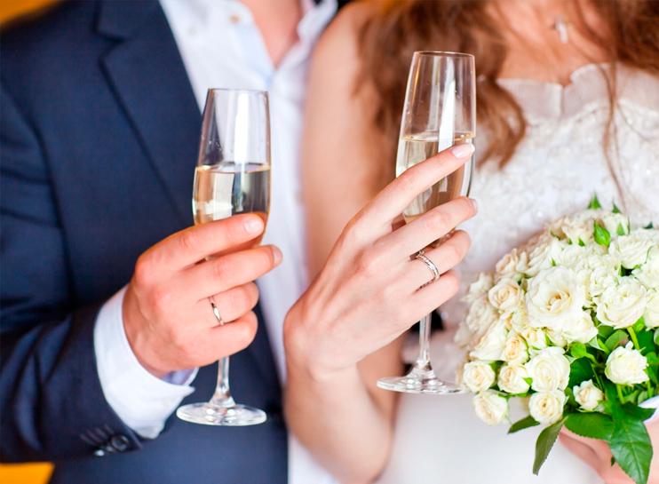 Классные тосты на свадьбу