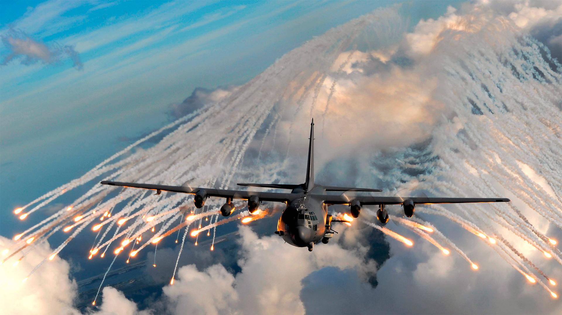 самолет ракеты