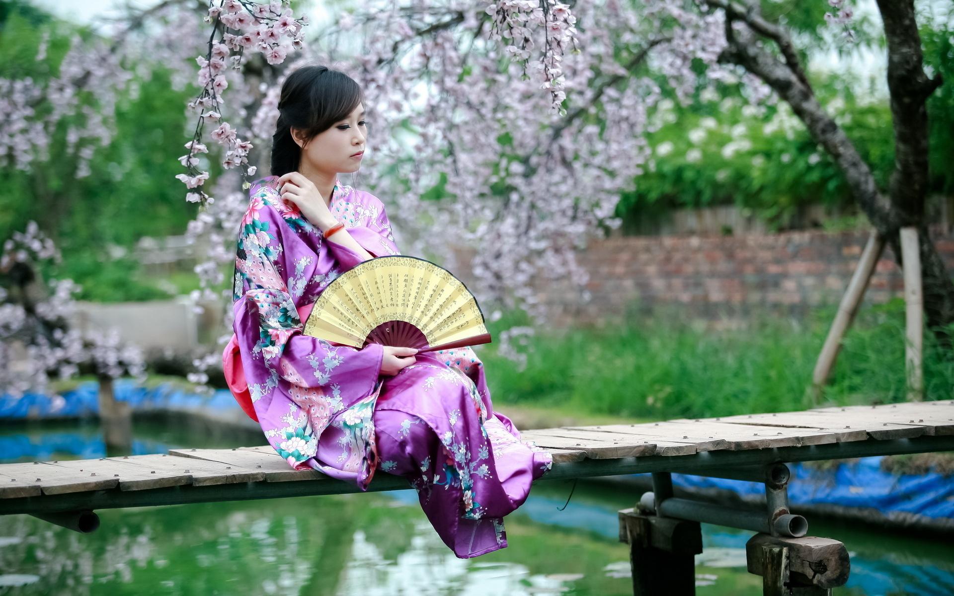 сакура японка
