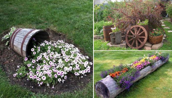 Заброшенный сад