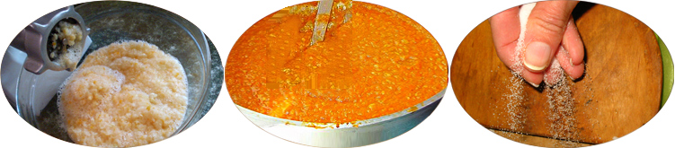 фото рецепт икры из кабачков