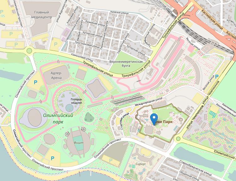 Где лучше всего отдохнуть в Сочи в 2018 году: советы бывалых