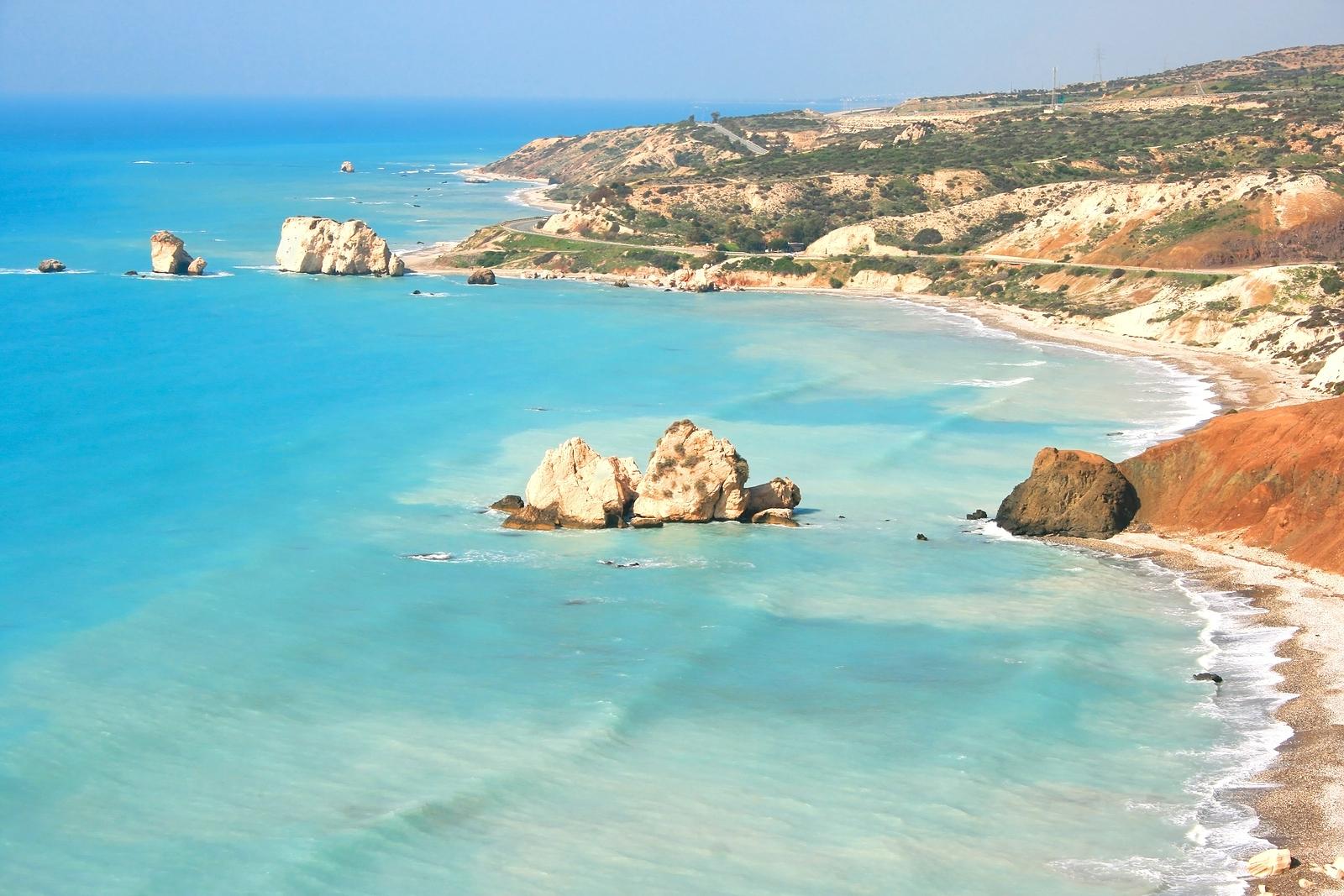 Пафос пляжи