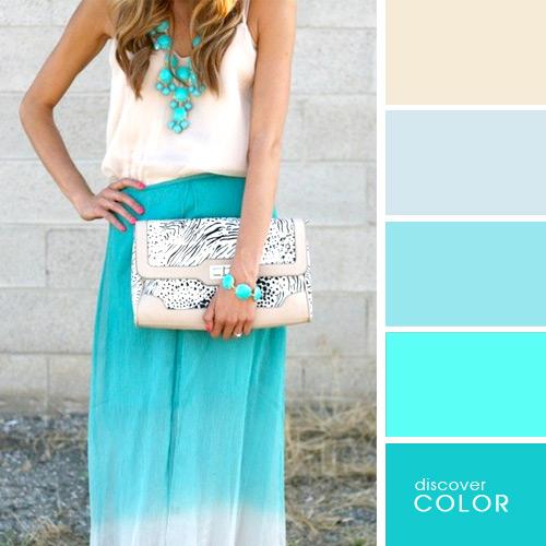 Сочетания цветов в одежде нейтральные цвета