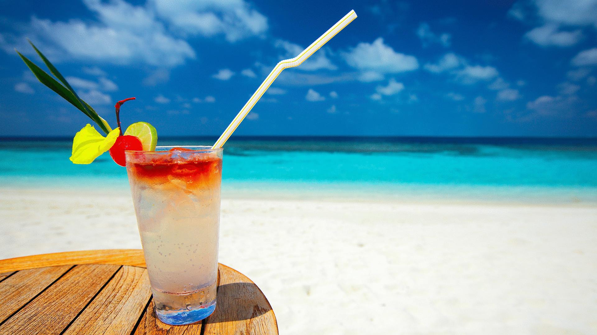 коктейль океан