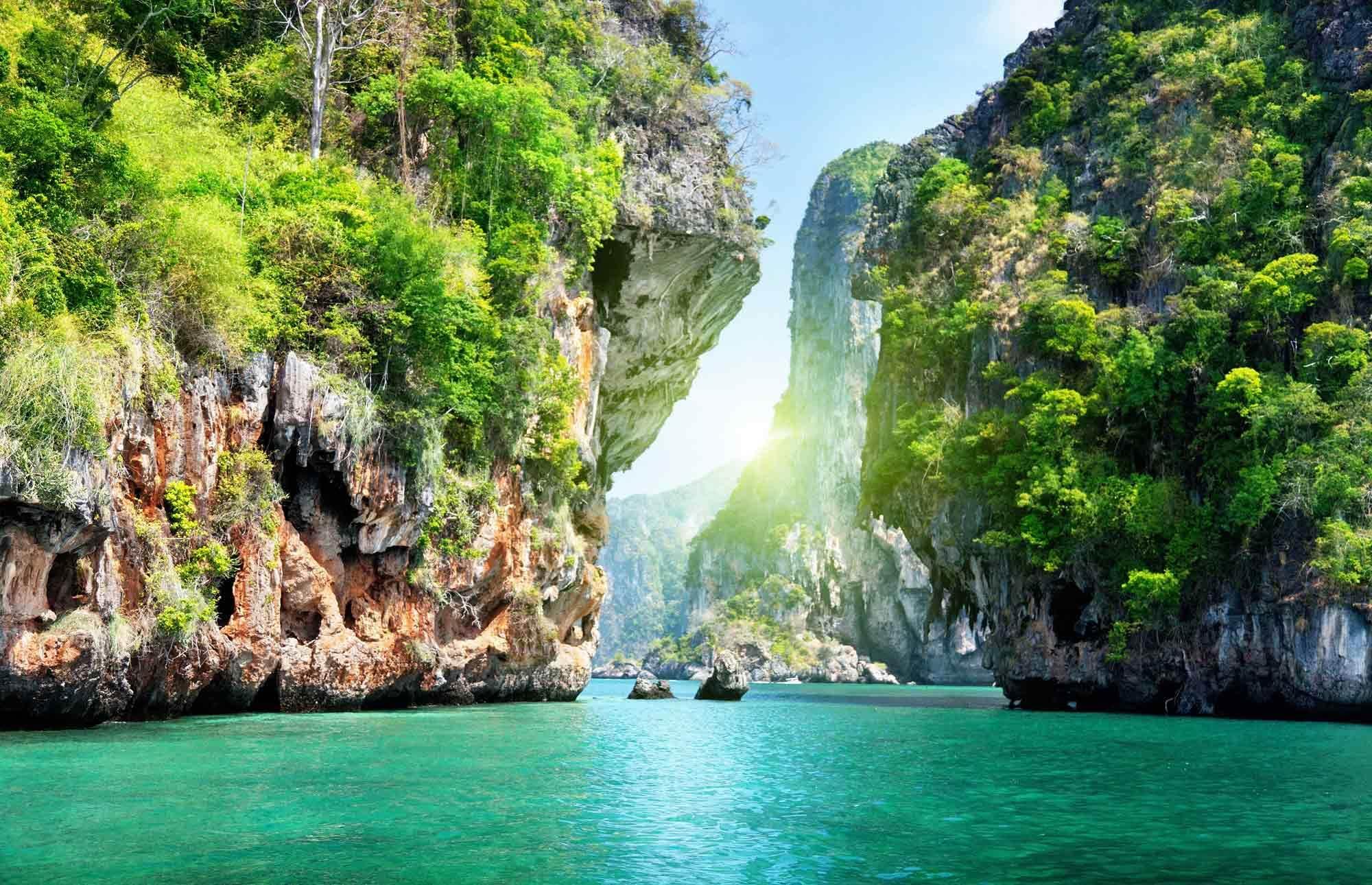 гора океан таиланд