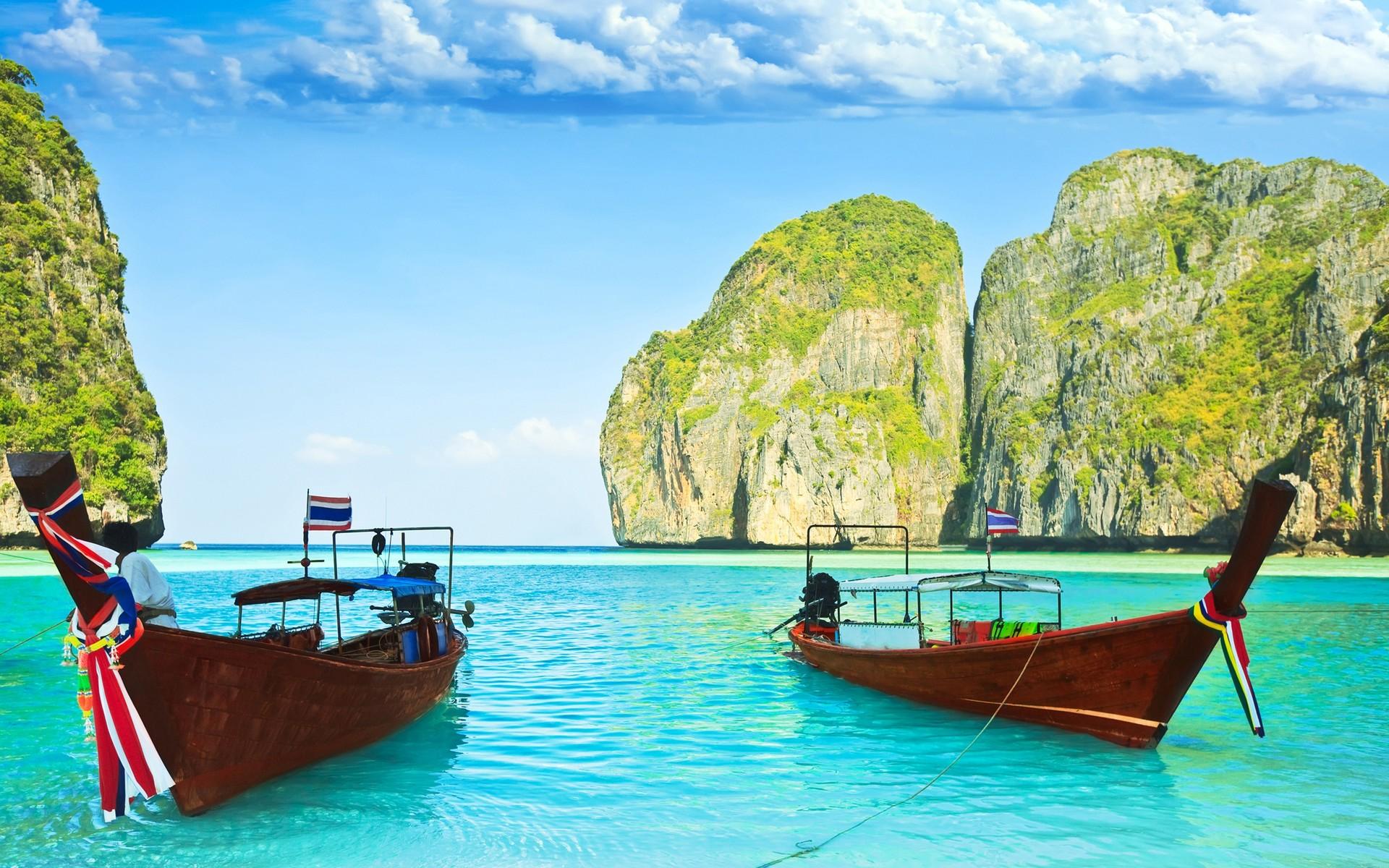 море вода лодка