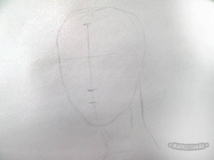 схема портрета