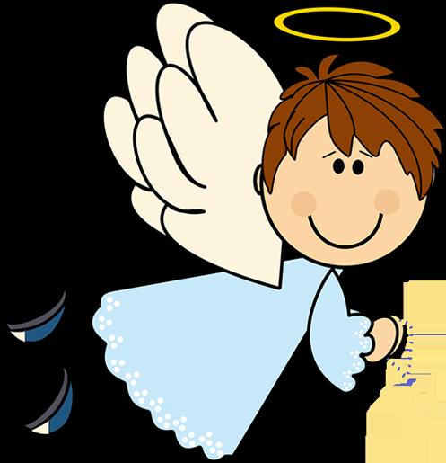 Светлые картинки добрых ангелов с крыльями