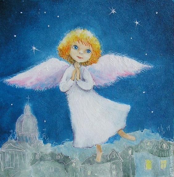 изображение ангела