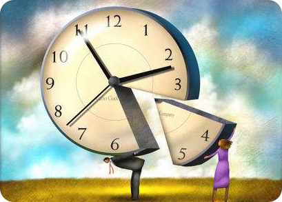 часы украсть время