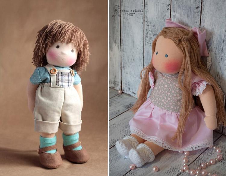 Вальдорфские куколки