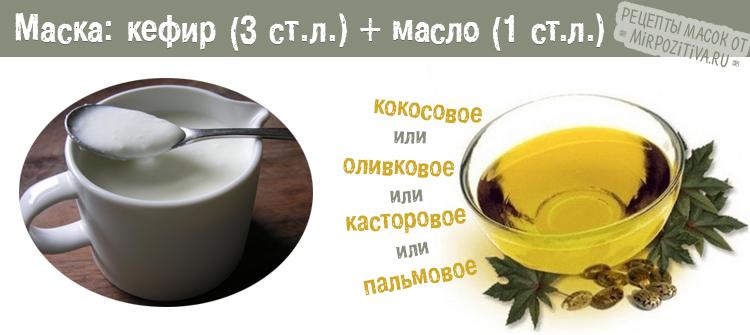 рецепт с маслом