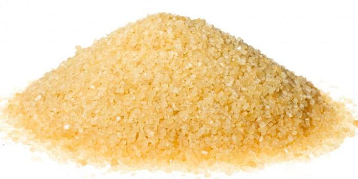 желатин в гранулах