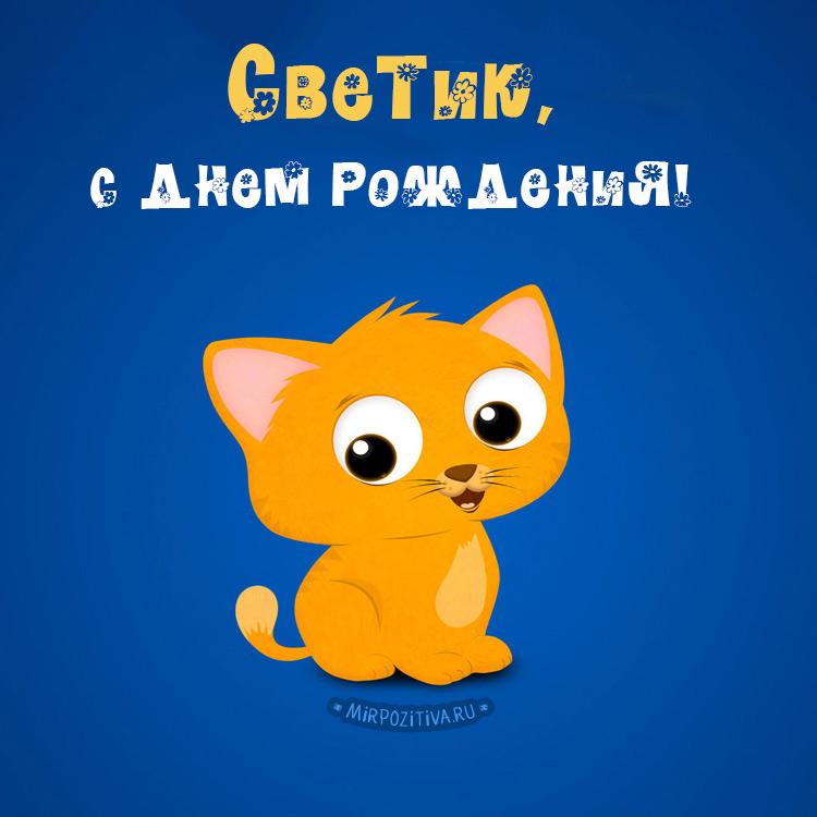 котеночек - Светик