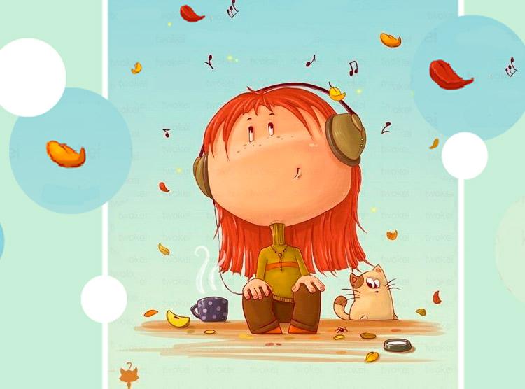 слушая осень