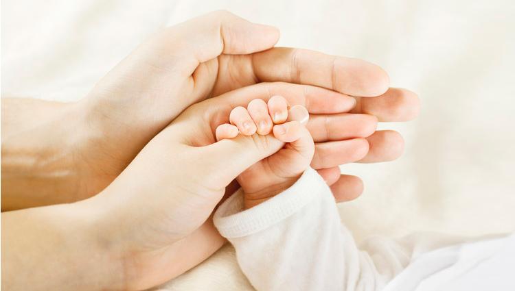 руки мама папа я