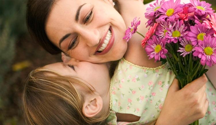цветы любовь дети