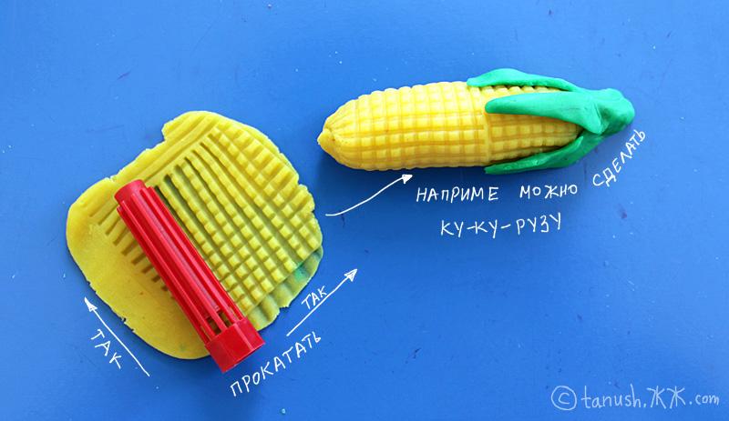 советы по лепке из пластилина