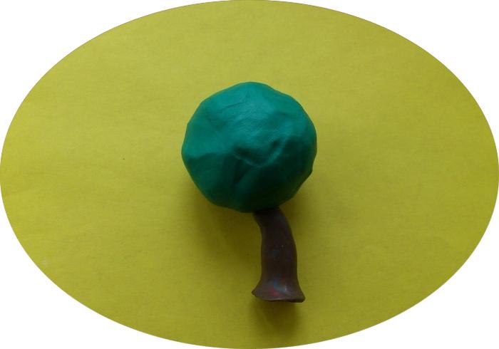 Как лепить поделки из пластилина