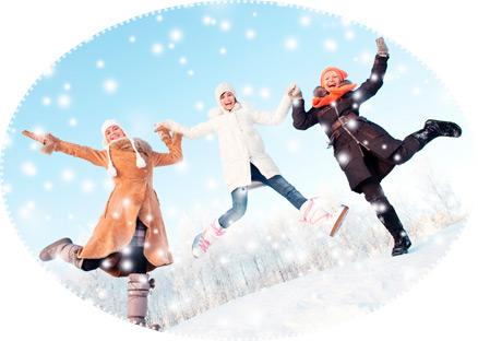 прыгнем в новый год - новогодний конкурс от мир позитива.ру