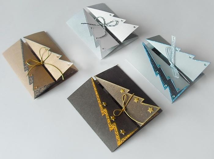 открытка новогодняя мастер класс