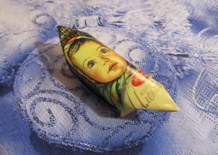 конфета Аленка
