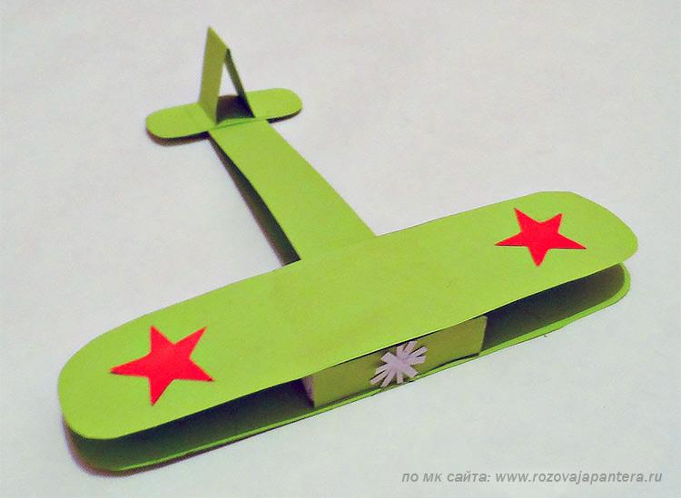 самолетик кукурузник