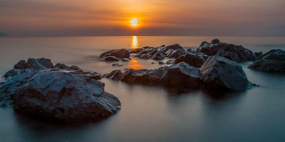 Японское море, утро