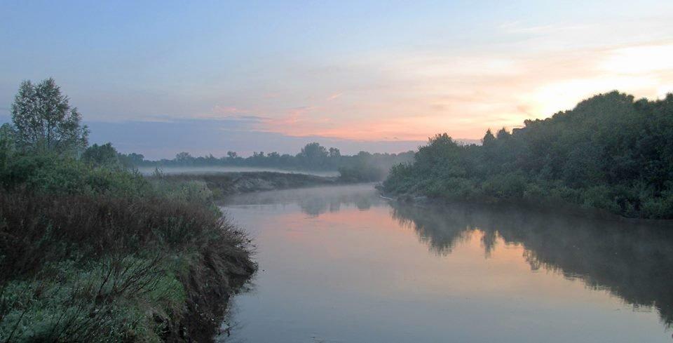 Река Медведица, Саратовская область