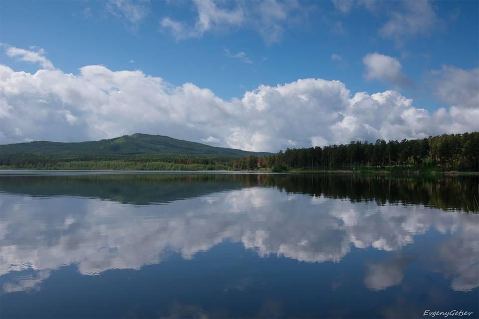 Гора Сугомак и одноименное озеро, Южный Урал