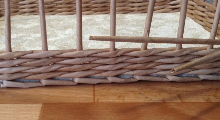плетеные стенки